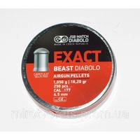 Кулі JSB EXACT 1,05 гр