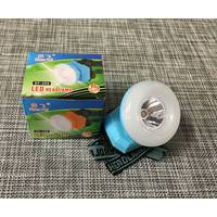 Ліхтарик світлодіодний на голову 1 led / SF-369