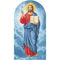 """Канва для вишивання бісером """"Ісус (намісний-великий)"""""""