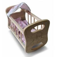 Ліжечко для ляльки купити у Харкові