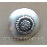Металлическая пуговица купить в Украине