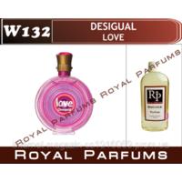 Женские духи на разлив Royal Parfums  Desigual LOVE / Десигуал ЛАВ  №132   30 мл