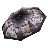Женский зонт Три Слона ( полный автомат ) арт.101-52