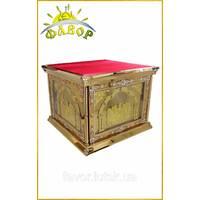 Престол № 3 140х140 см (литье, литые иконы)