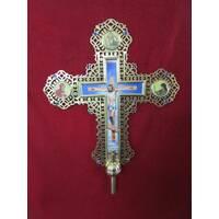Запрестольный крест №4