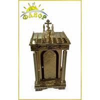 Стіл панахида на 50 свічок з дверцой