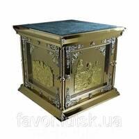 Престол 90х90 см литье (литые иконы)