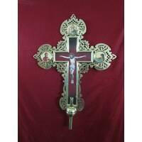 Запрестольный крест №5