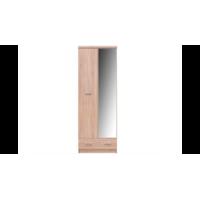 Шафа SZF 2D1S_60 (із зеркалом) Топ мікс