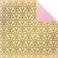 Аркуш паперу 30х30см All That Glitters Double - Sided Cardstock - Twinkle