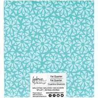 Відріз тканини від Fabric Editions - Popsicle II - Turquoise