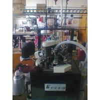 Верстати вживані для виробництва панчішно-шкарпеткових виробів