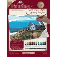 Картина по номерах - The Lighthouse