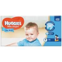 Підгузники Huggies Ultra Comfort For Boys 4.50 шт. 8-14 кг.