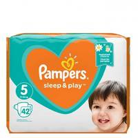 Подгузники Pampers Sleep&Play 5.42 шт. 11-16 кг.