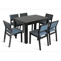 Комплект стол Марко + стулья Марко венге купить в Украине