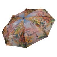 Женский МИНИ-зонт TRUST (полный-автомат, 4 сложения) арт. 42376-8