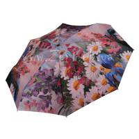 Женский МИНИ-зонт TRUST (полный автомат, 4 сложения) арт. 42376-9