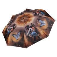 Женский МИНИ-зонт TRUST (полный автомат, 4 сложения) арт. 42376-6