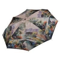 Женский МИНИ-зонт TRUST (полный автомат, 4 сложения) арт. 42376-3