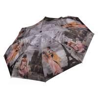 Женский МИНИ-зонт TRUST (полный автомат, 4 сложения) арт. 42376-5