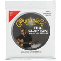 MARTIN MEC12 Clapton's Choice Phosphor Bronze Light (12-54)
