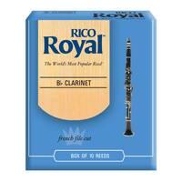 RICO Rico Royal - Bb Clarinet #2.5
