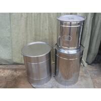 Місткості з нержавіючої сталі від 1 до 16000 л
