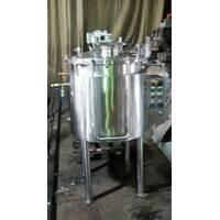 Виготовлення реакторів і ємностей з мішалкою
