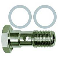 Push-in fittings »stainless steel«