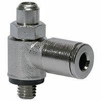 Flow control valves slotted screw C