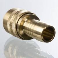 Втулка темперирующей муфты без клапана, короткая - TKM OV MM KAF