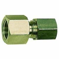 Pressure gauge fittings