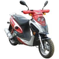 Скутер - SPARK SP150 S-16 Red