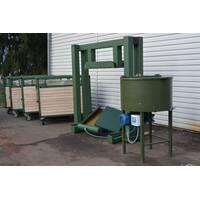 Комплект оборудования по выпуску резиновой плитки «TET LIGHT» недорого