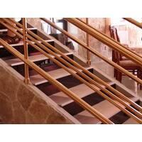 Сборные декоративные ограждения для лестниц