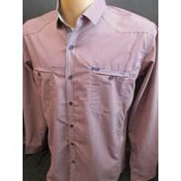 Красивые мужские рубашки с длинным рукавом.