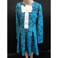 Детские блузы, платья, юбки