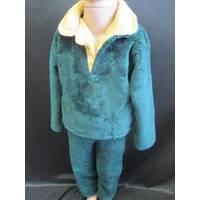 Купить оптом теплые махровые пижамы.