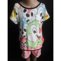 Купить оптом недорогие детские пижамы.