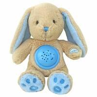 Проектор музыкальный Кролик с лампой STK - 18957 Blue