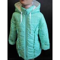 Купить оптом качественные теплые куртки для девочек