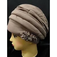 Женские молодежные шапки на флисе