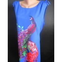 Купить яркие платья из хлопка на лето.