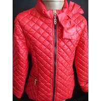 Весенние легкие курточки для девочек.