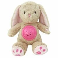Проектор музыкальный Кролик с лампой STK - 18957 Pink