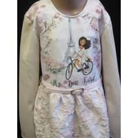 Купить оптом красивые детские платья.