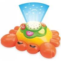 Проектор музыкальный Baby Mix PL - 381457 Краб