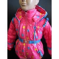 Теплые курточки для девочек.