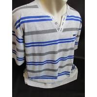 Летние футболки в полоску для мужчин